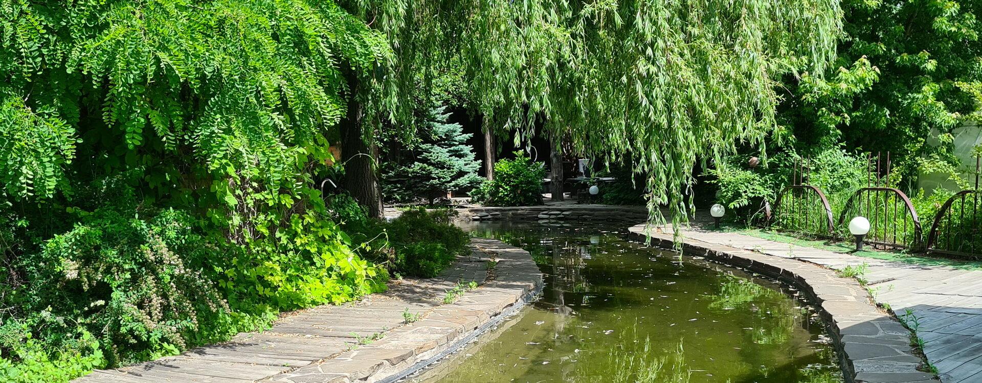 Усадьба «Малинники» – комфортный отдых на природе